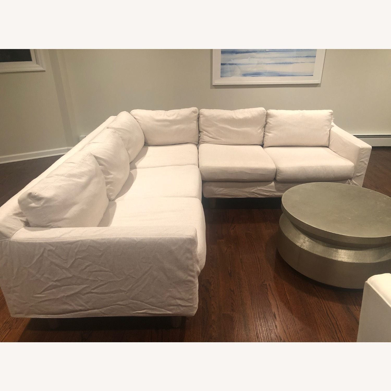 Mitchell Gold + Bob Williams Hunter Sectional Sofa - image-2
