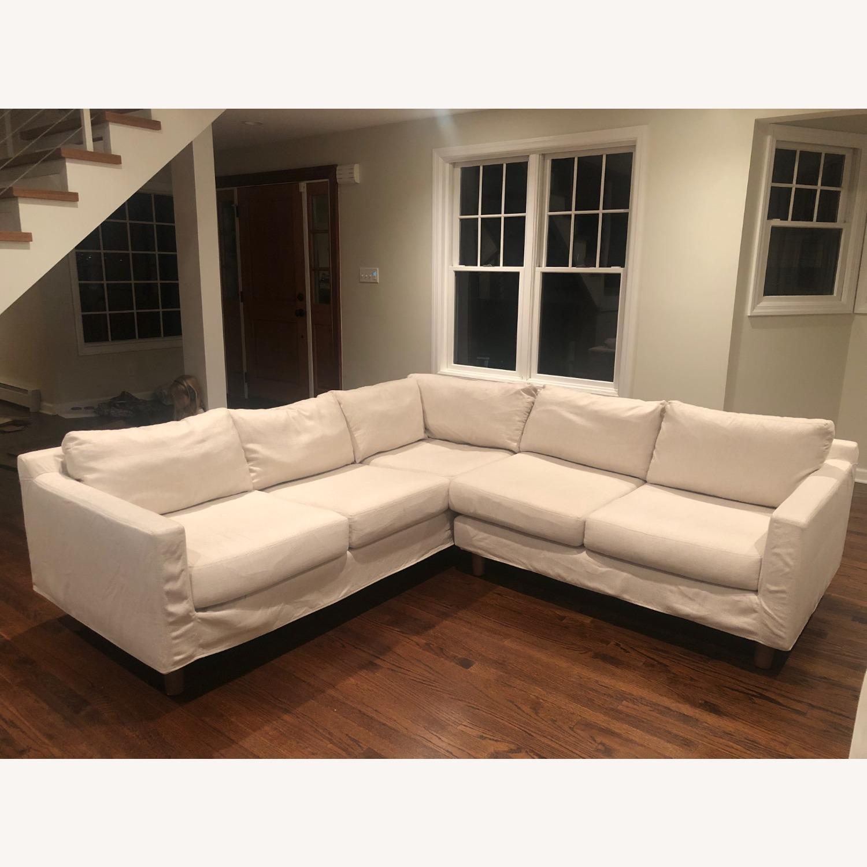 Mitchell Gold + Bob Williams Hunter Sectional Sofa - image-6