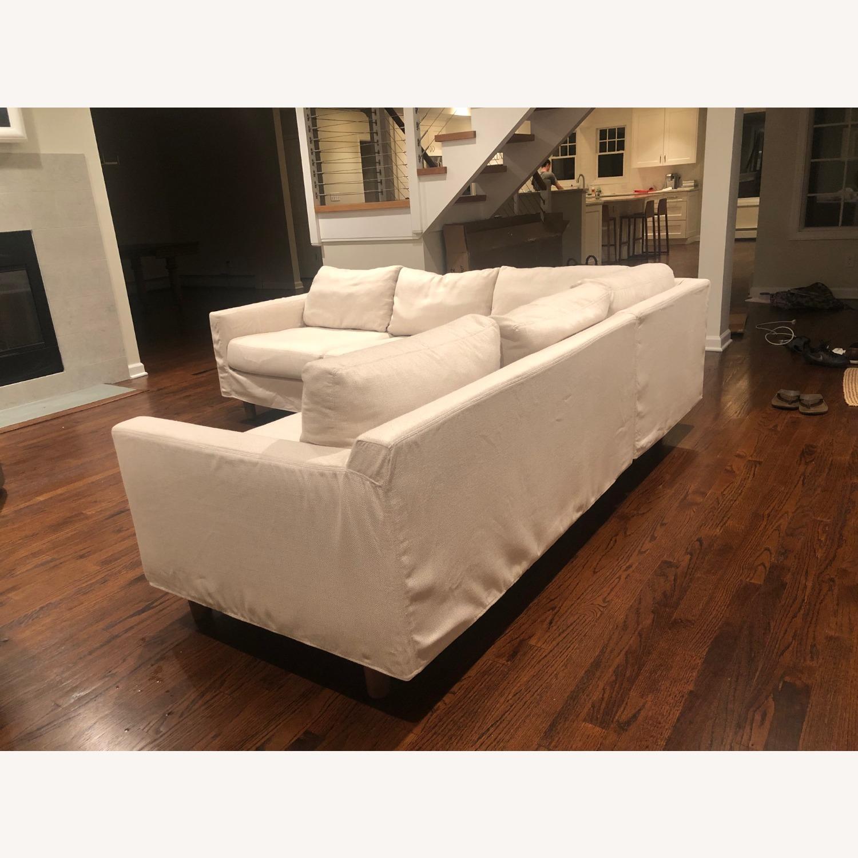Mitchell Gold + Bob Williams Hunter Sectional Sofa - image-9