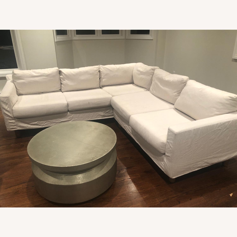 Mitchell Gold + Bob Williams Hunter Sectional Sofa - image-1