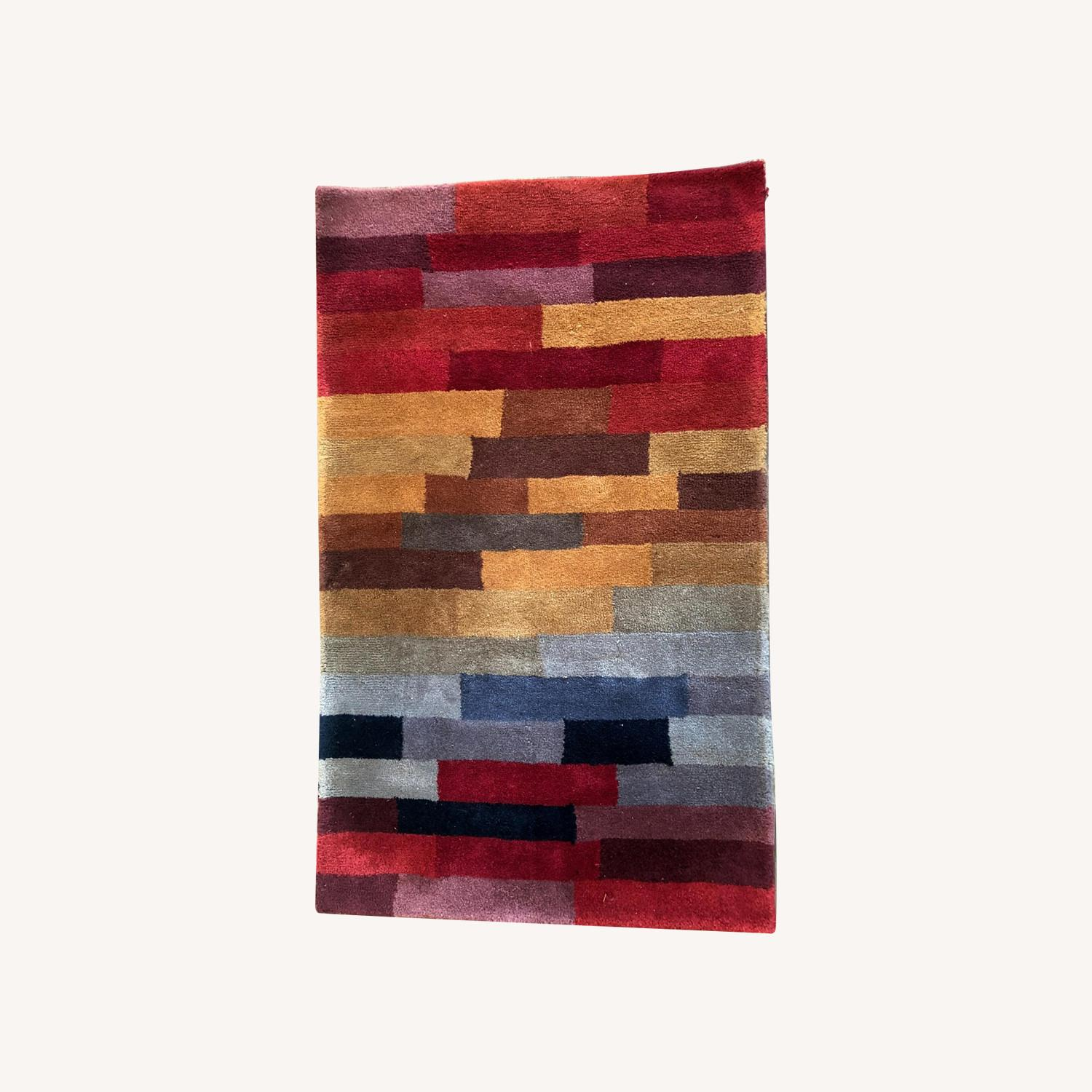 Pottery Barn Multicolor Rug - image-0