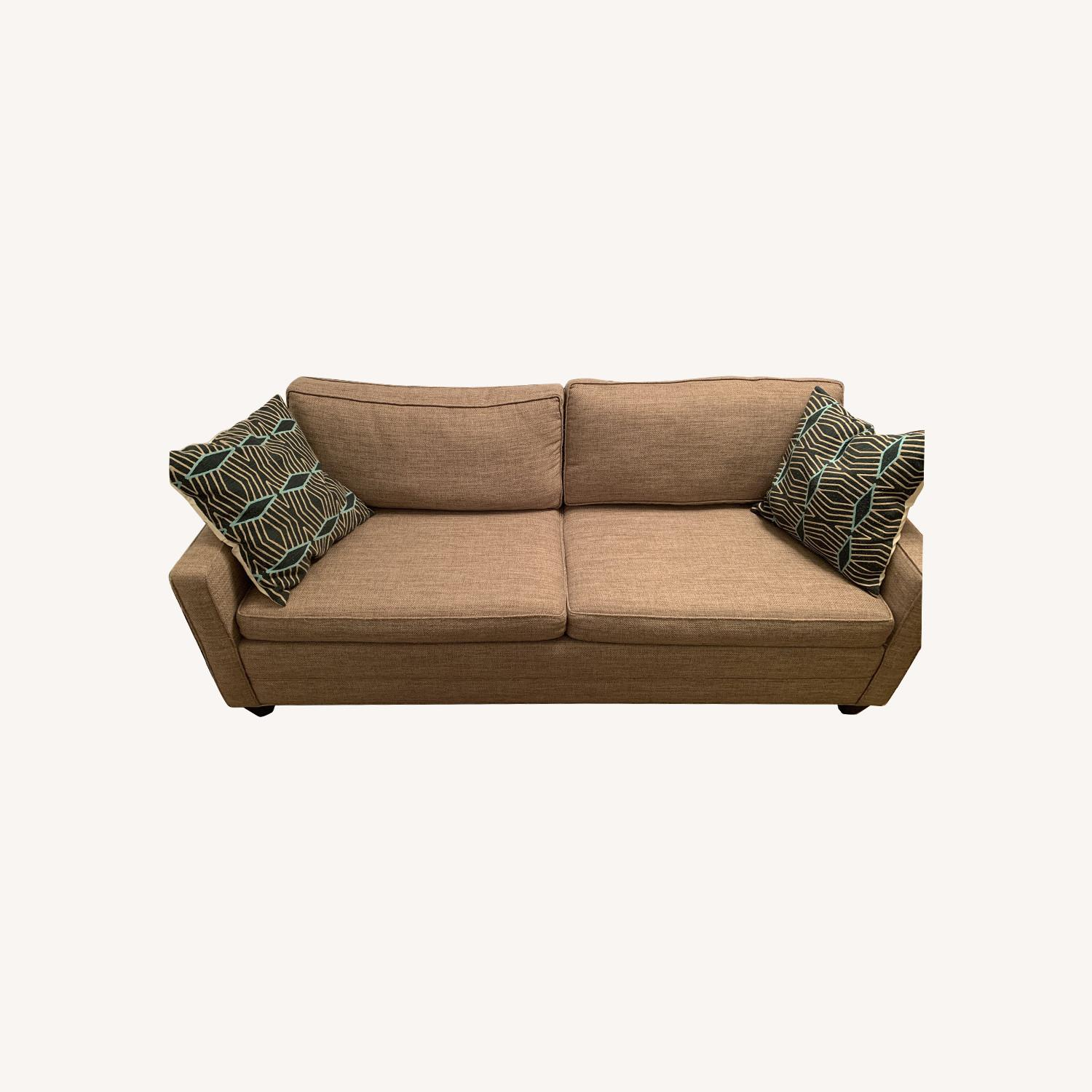 Carlyle Queen Sleeper Sofa - image-0