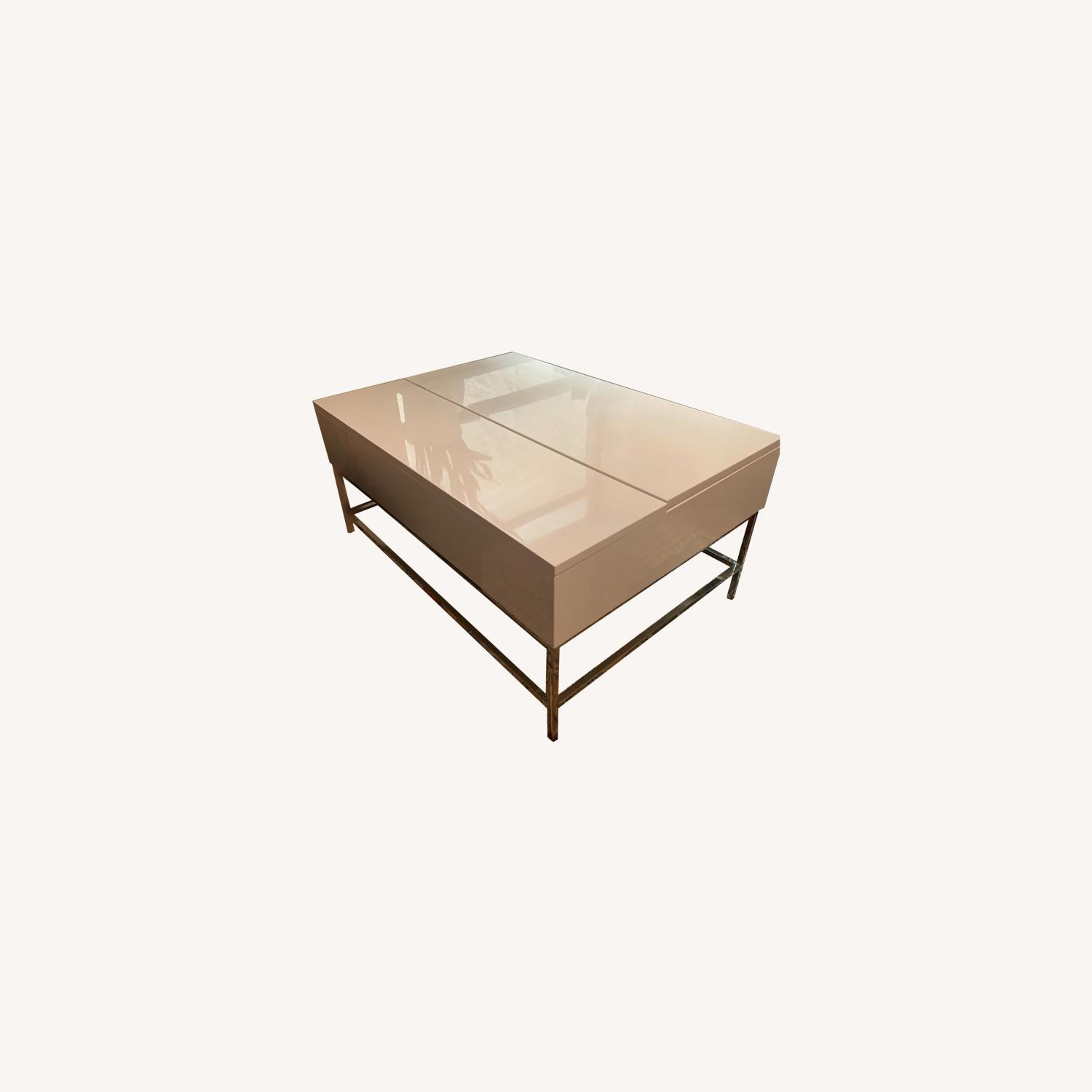 West Elm Pop Up Coffee Table - image-0