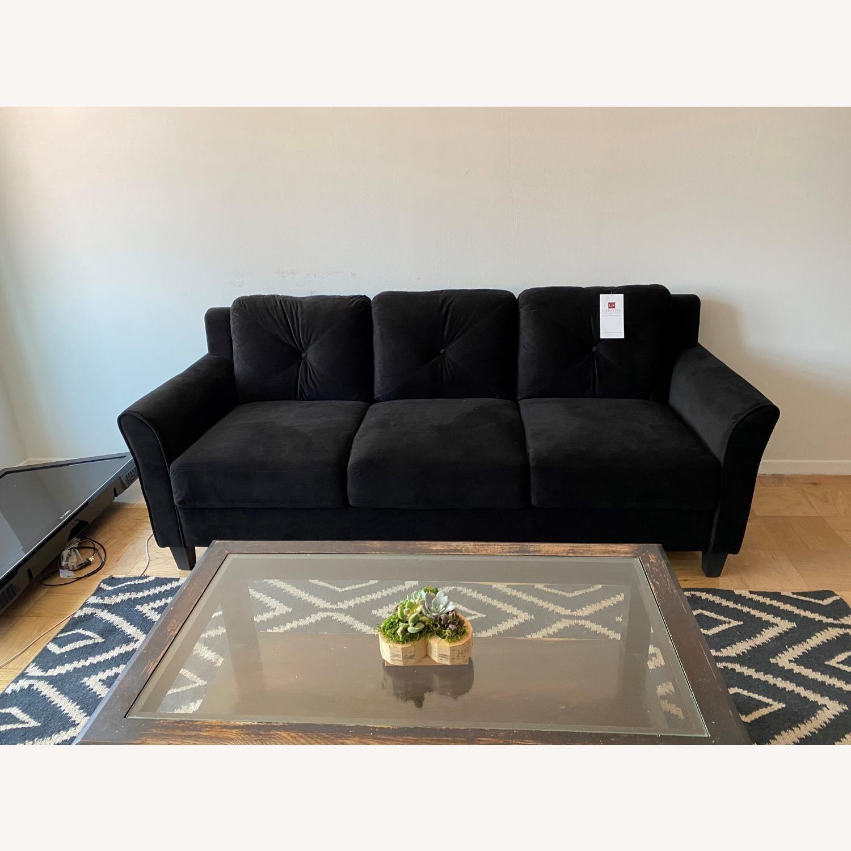 Wayfair Love Seat - image-3