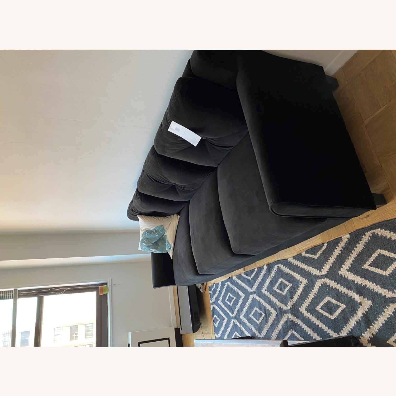 Wayfair Love Seat - image-1