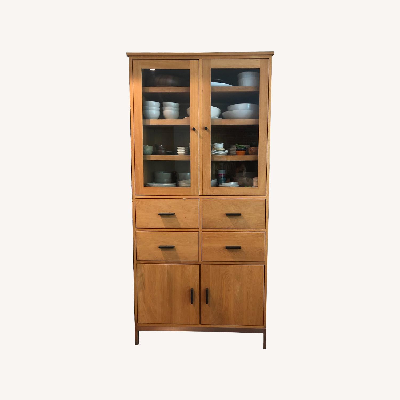 Room & Board Linear Modular Custom Cabinets - image-0