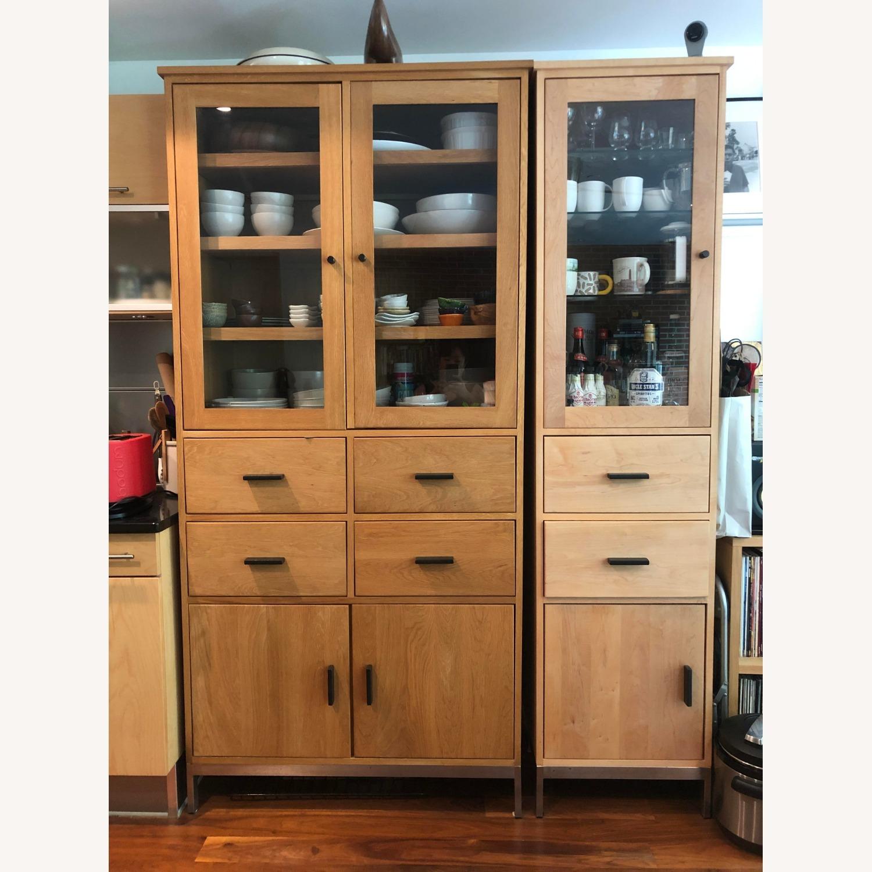 Room & Board Linear Modular Custom Cabinets - image-1