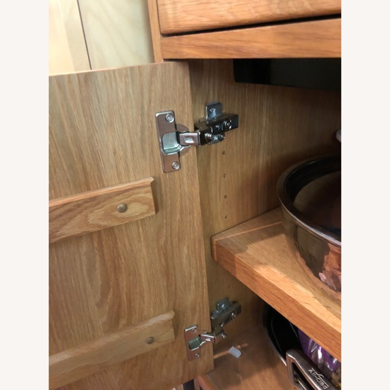 Room & Board Linear Modular Custom Cabinets - image-4