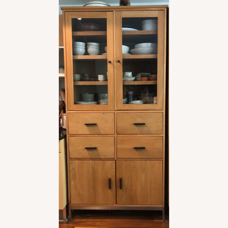 Room & Board Linear Modular Custom Cabinets - image-2