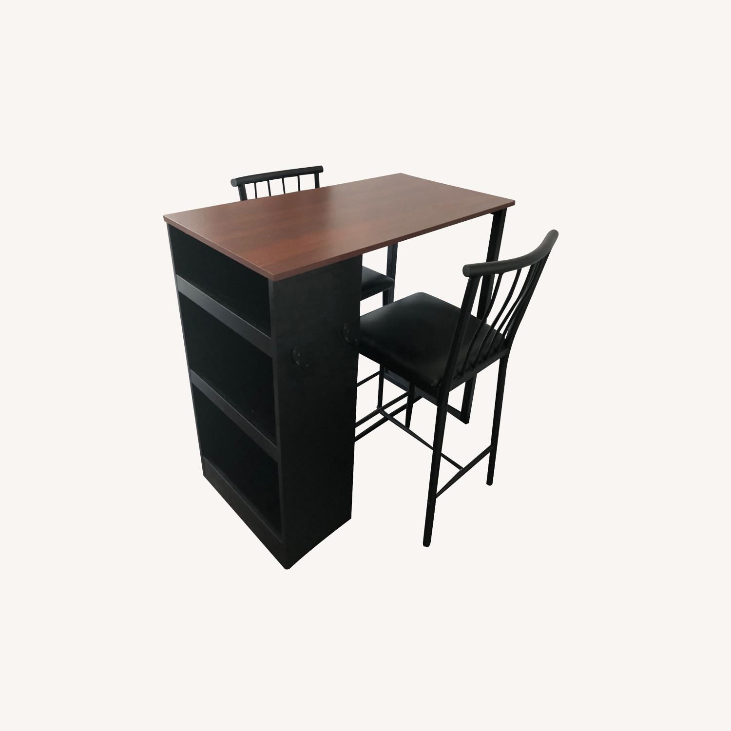 Wayfair Counter Height Table and Stools - image-0
