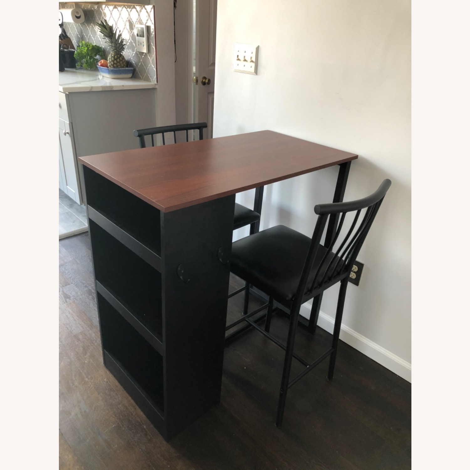 Wayfair Counter Height Table and Stools - image-1