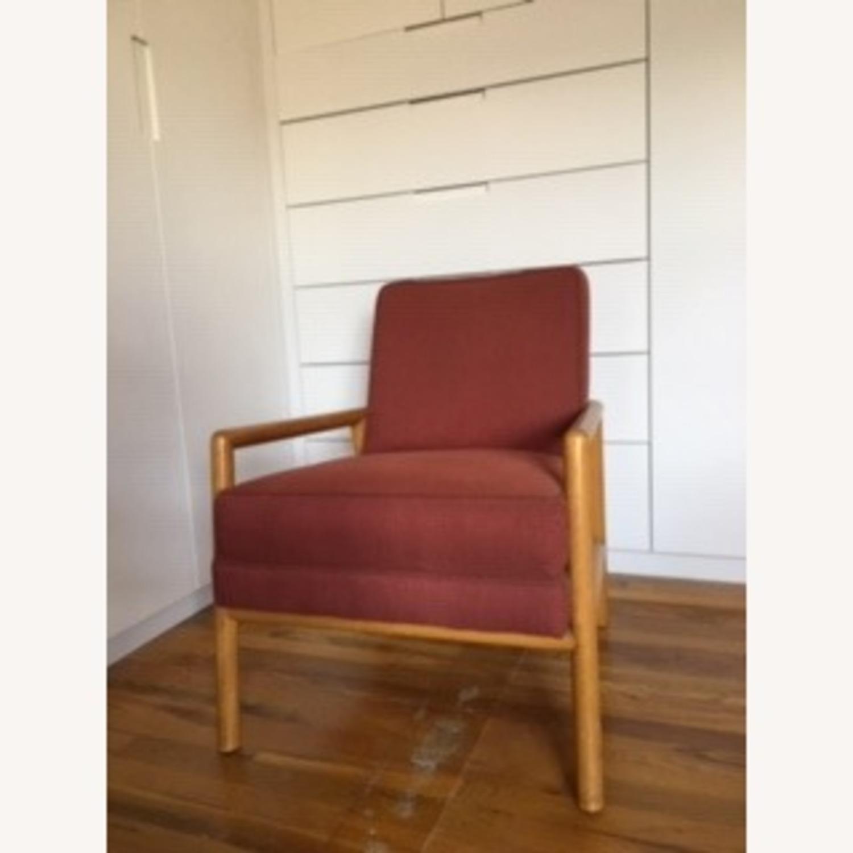 Rare T.H. Robsjohn-Gibbings Lounge Chair - image-3