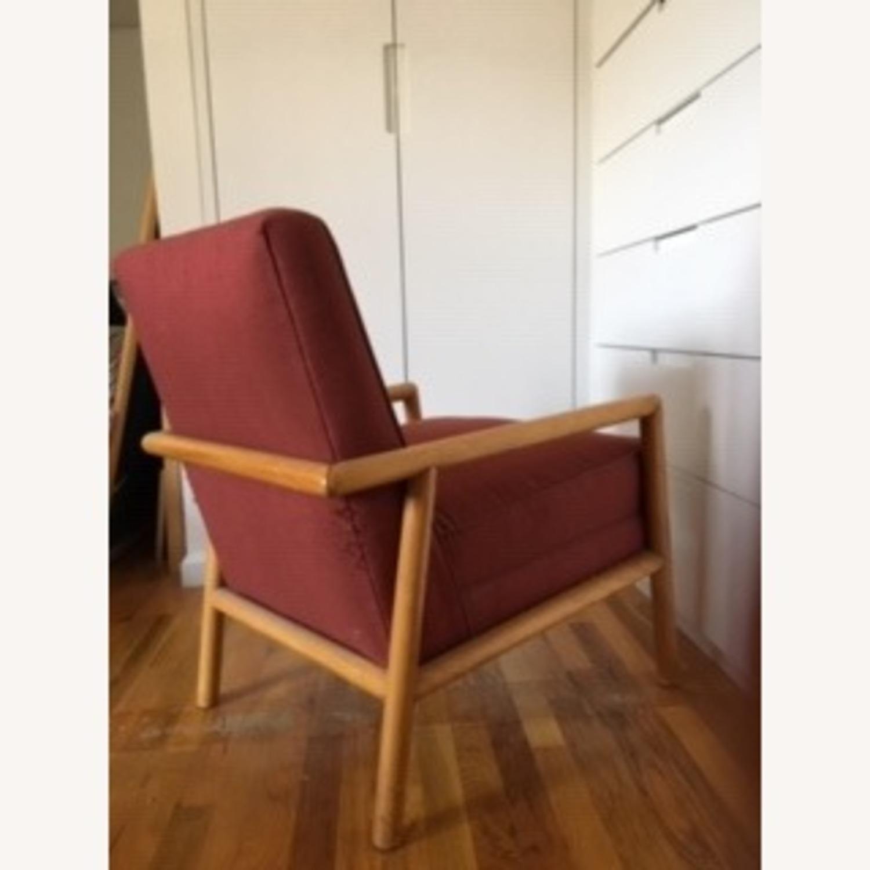 Rare T.H. Robsjohn-Gibbings Lounge Chair - image-2