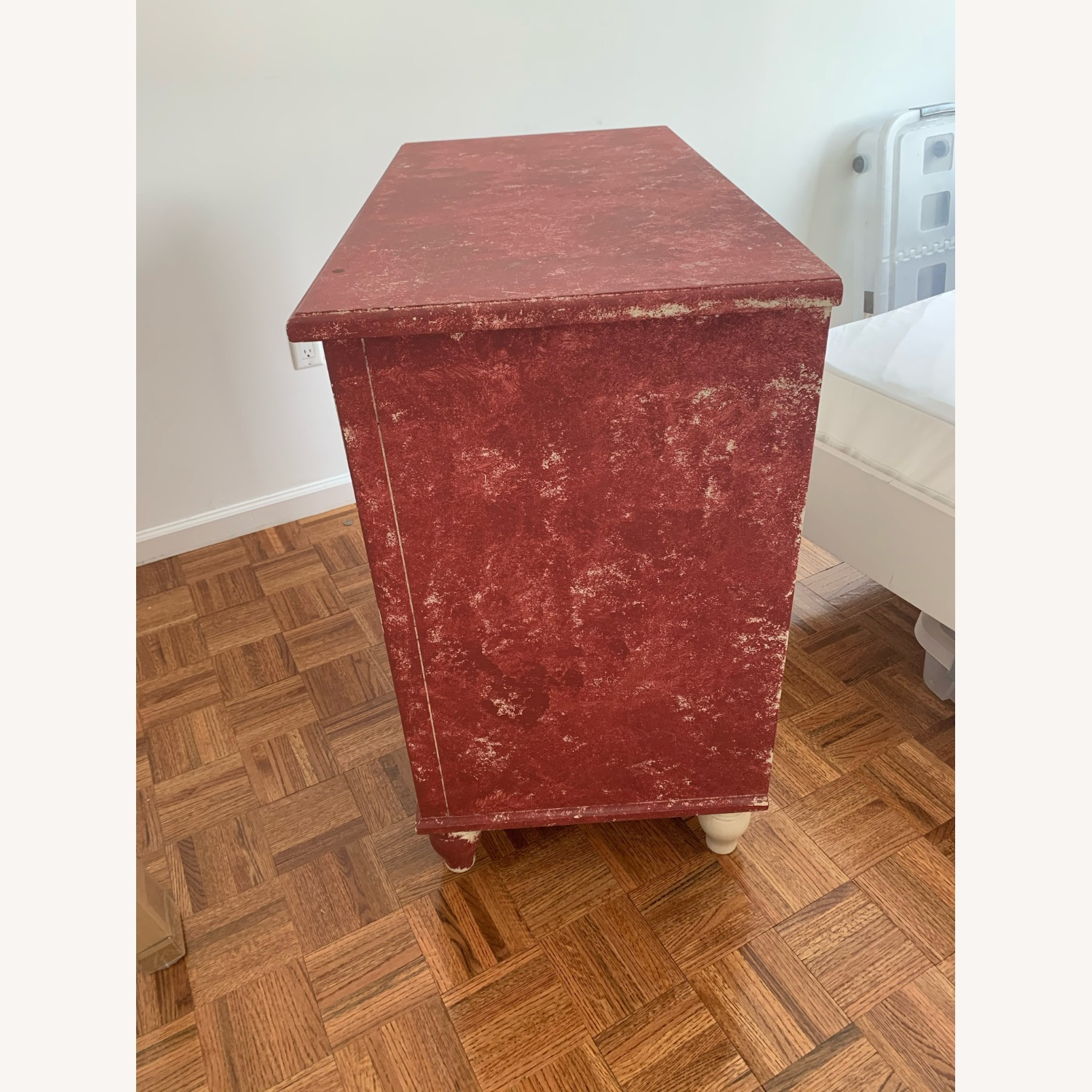 Pottery Barn Dresser (Painted) - image-2