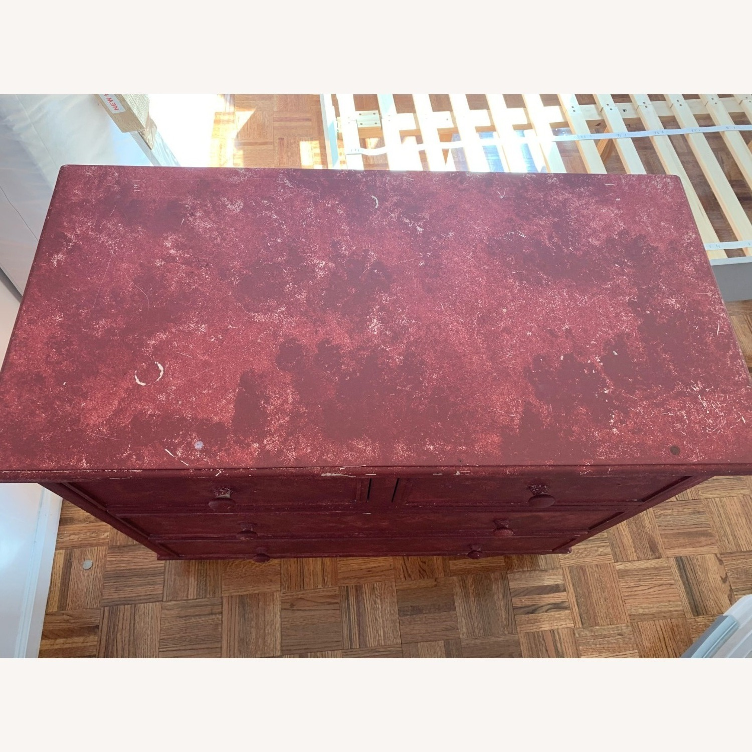 Pottery Barn Dresser (Painted) - image-5