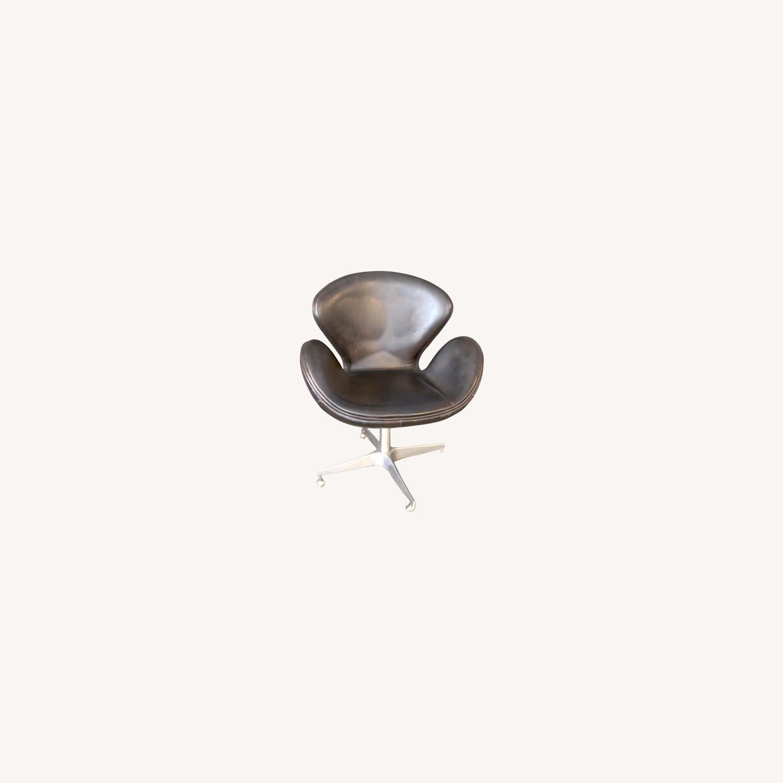 Restoration Hardware Office Chair - image-0