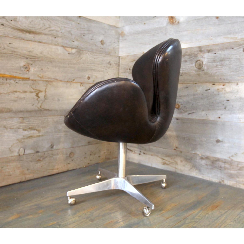 Restoration Hardware Office Chair - image-2
