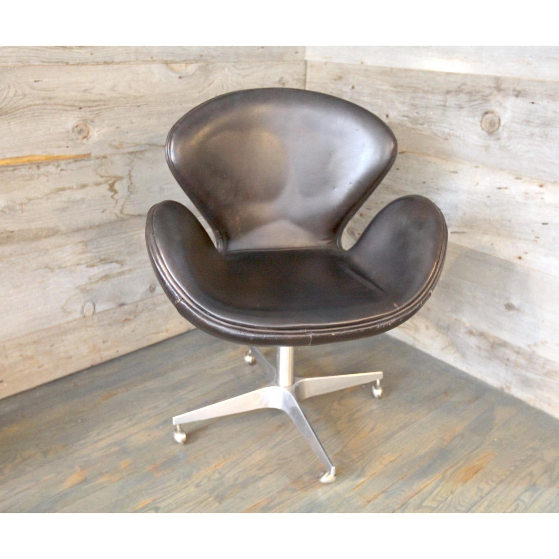 Restoration Hardware Office Chair - image-5