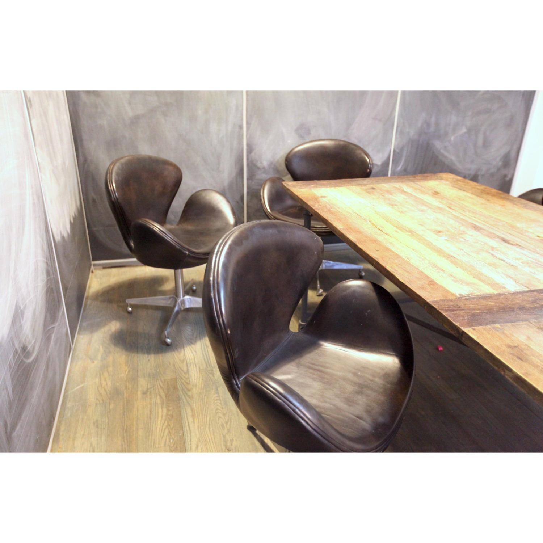 Restoration Hardware Office Chair - image-4