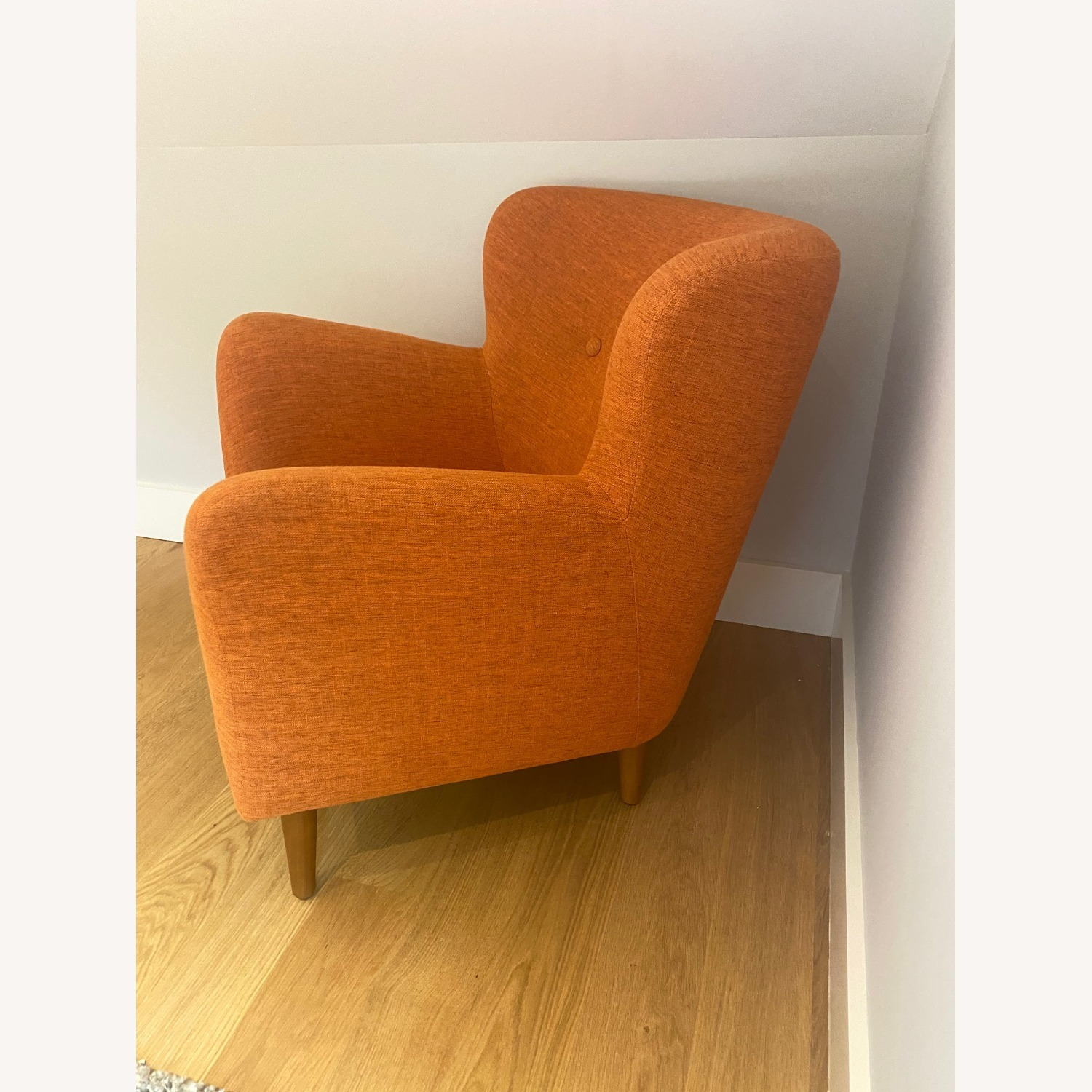 Article Orange Lounge Chair - image-2