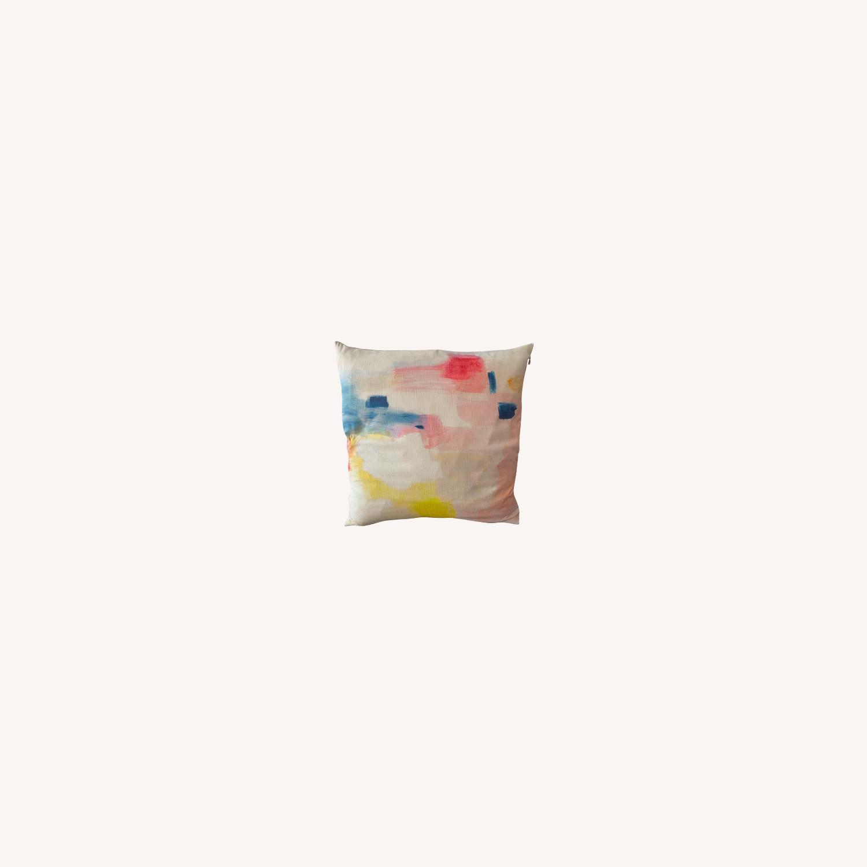 West Elm Accent Pillow - image-0