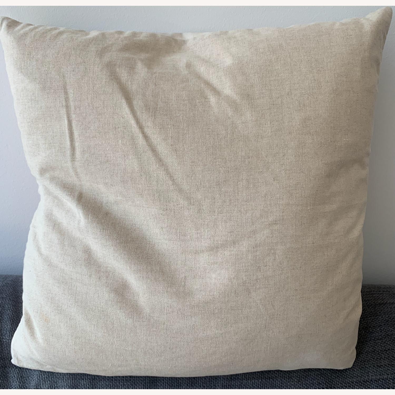 West Elm Accent Pillow - image-2