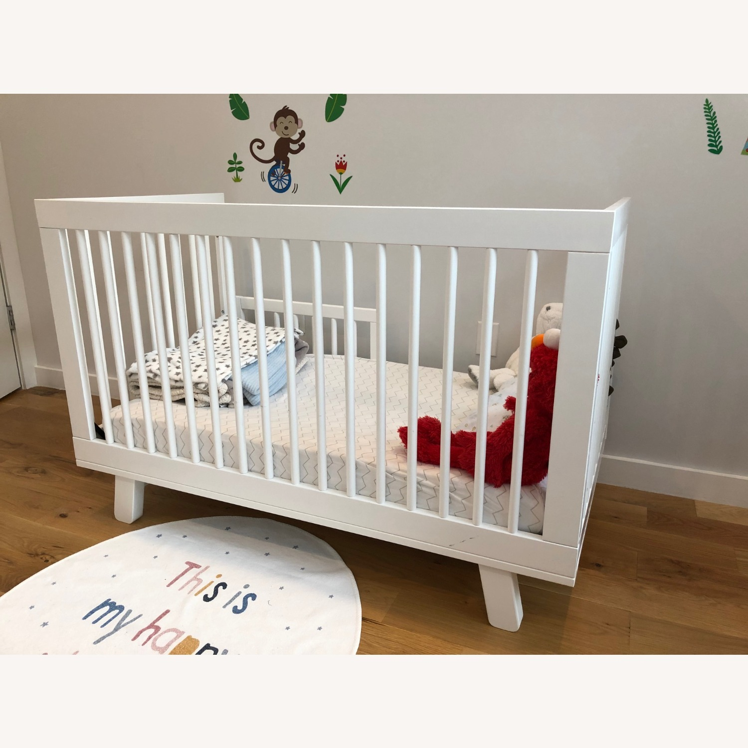 Babyletto Hudson 3-in-1 Convertible Crib - image-4