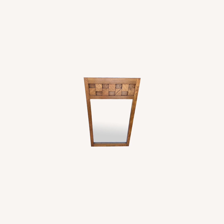 Lane Brutalist Mirror - image-0