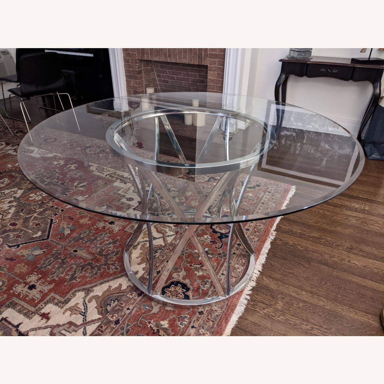 Safavieh Glass Table - image-5
