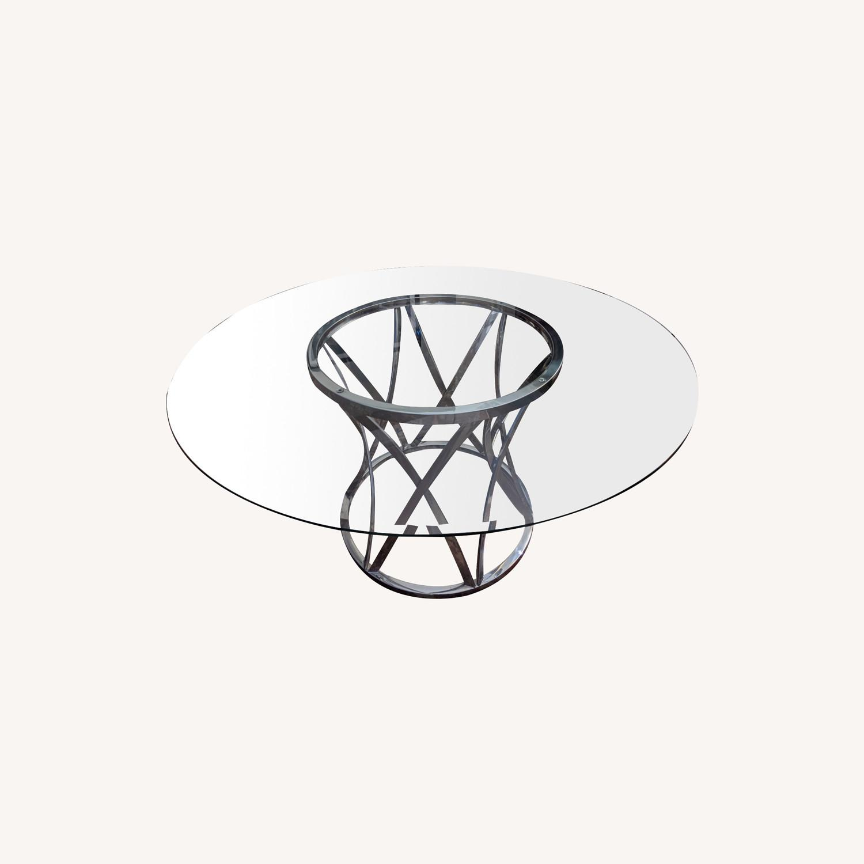 Safavieh Glass Table - image-0