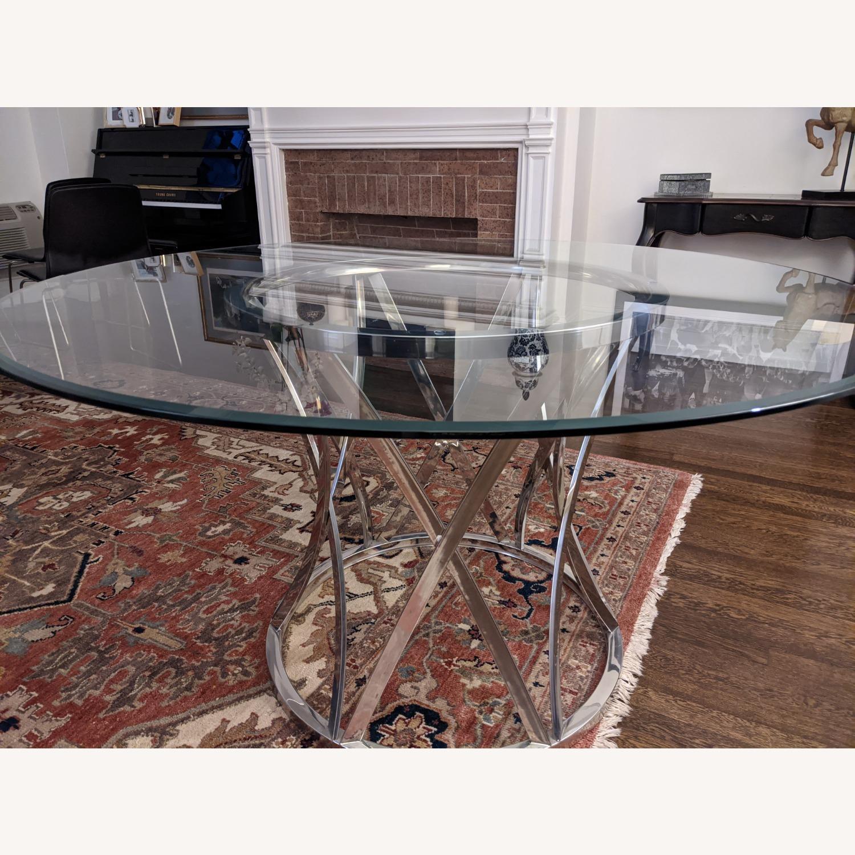 Safavieh Glass Table - image-6