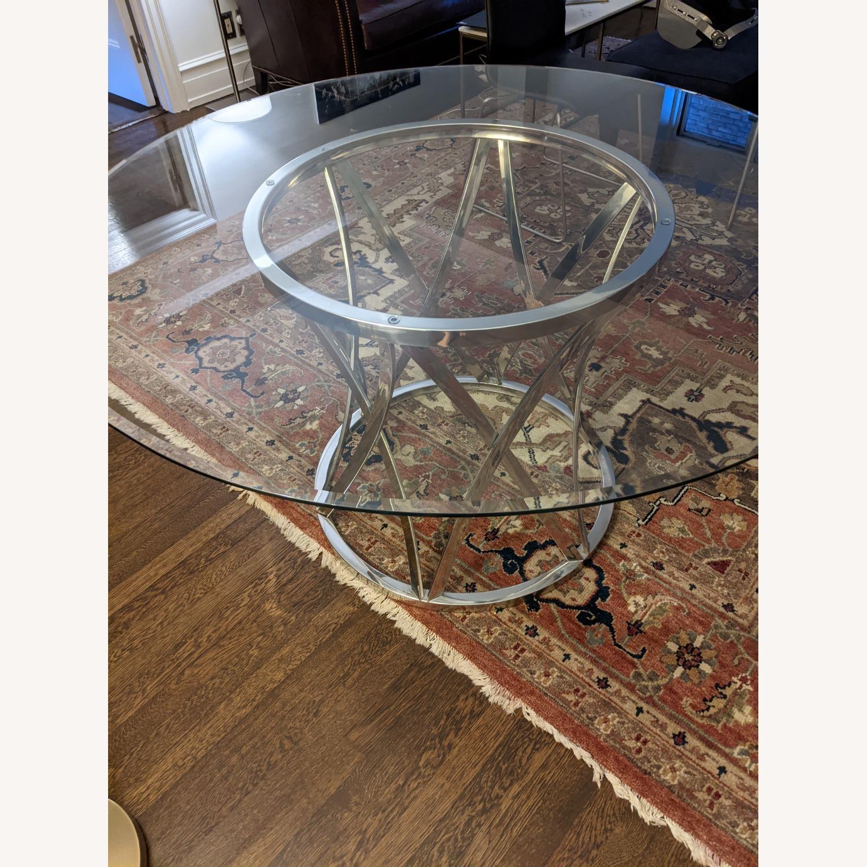 Safavieh Glass Table - image-3