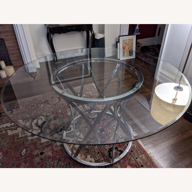 Safavieh Glass Table - image-1