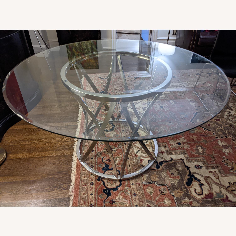 Safavieh Glass Table - image-2