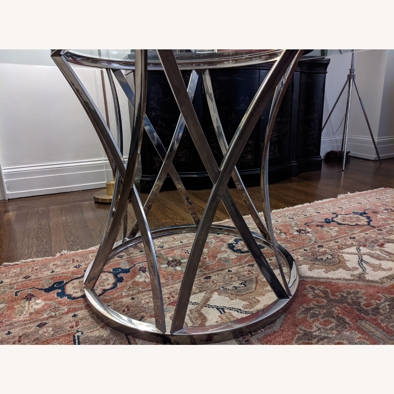 Safavieh Glass Table - image-4