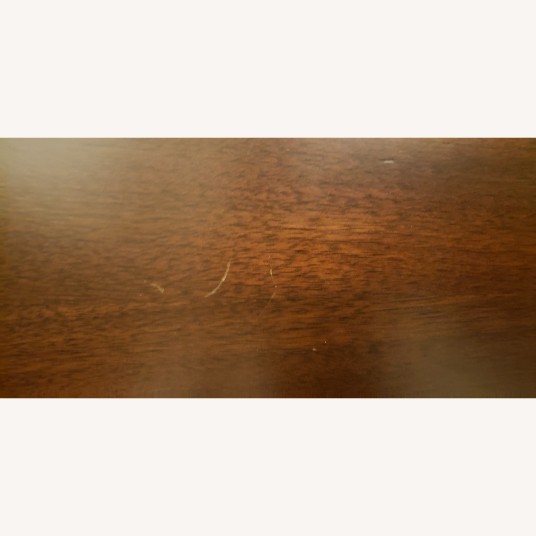 Raymour & Flanigan 6 Drawer Mahogany Dresser - image-6