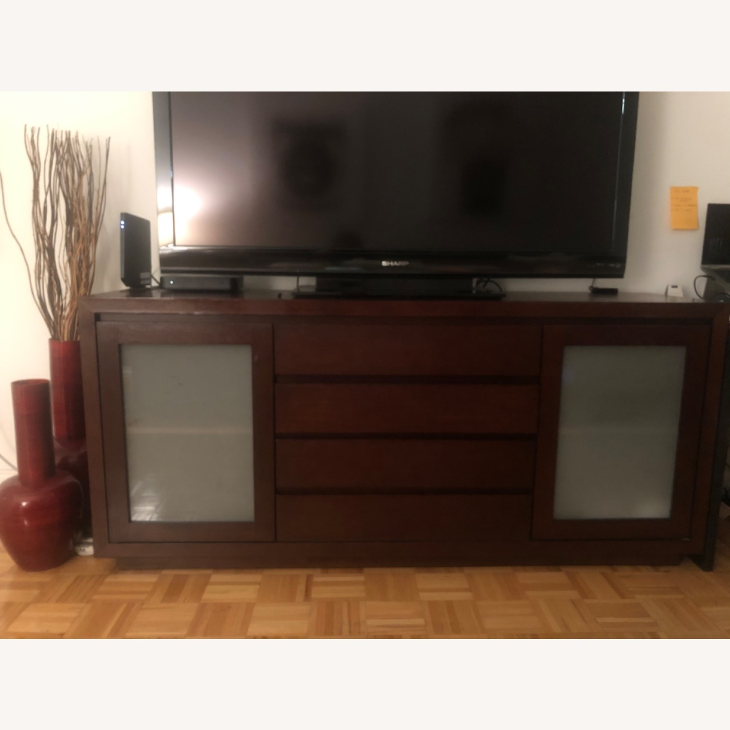 Crate & Barrel Media Console - image-1