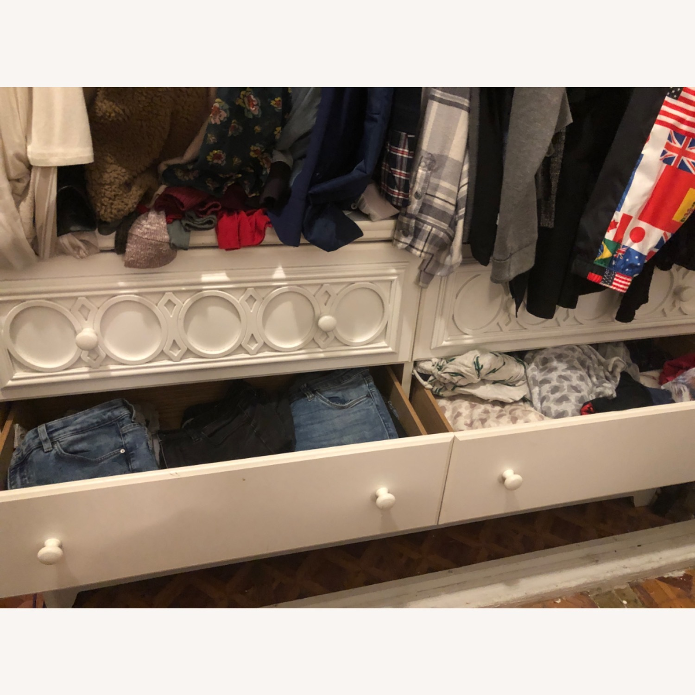 Ashley Furniture White Dresser - image-4