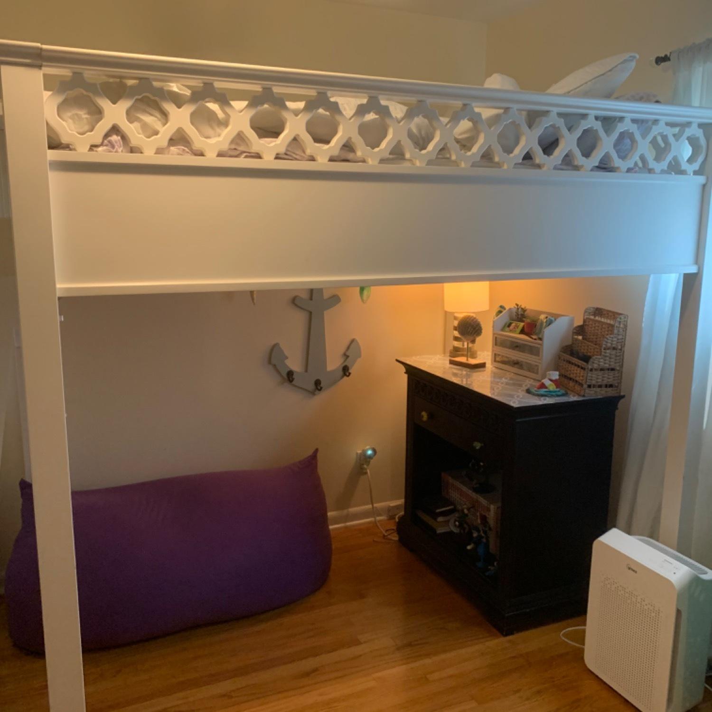 Pottery Barn Elsie Full Size Loft Bed - image-3