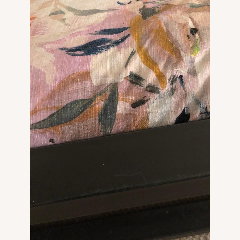 Room & Board Steel Bed Frame - image-2