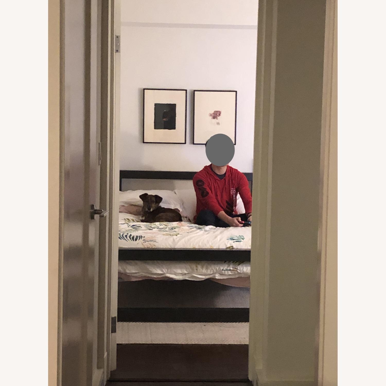 Room & Board Steel Bed Frame - image-6