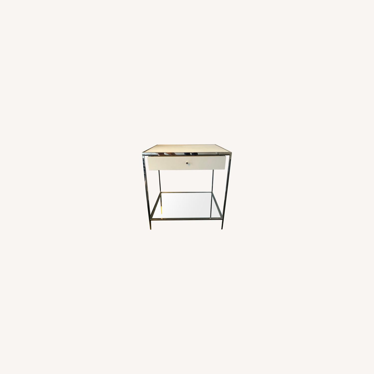 Mitchell Gold Bob Williams Bedside Table Set Aptdeco