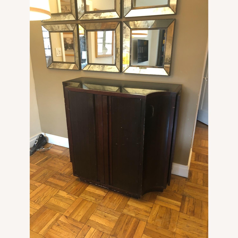 Crate & Barrel Sideboard/Bar Cabinet - image-3