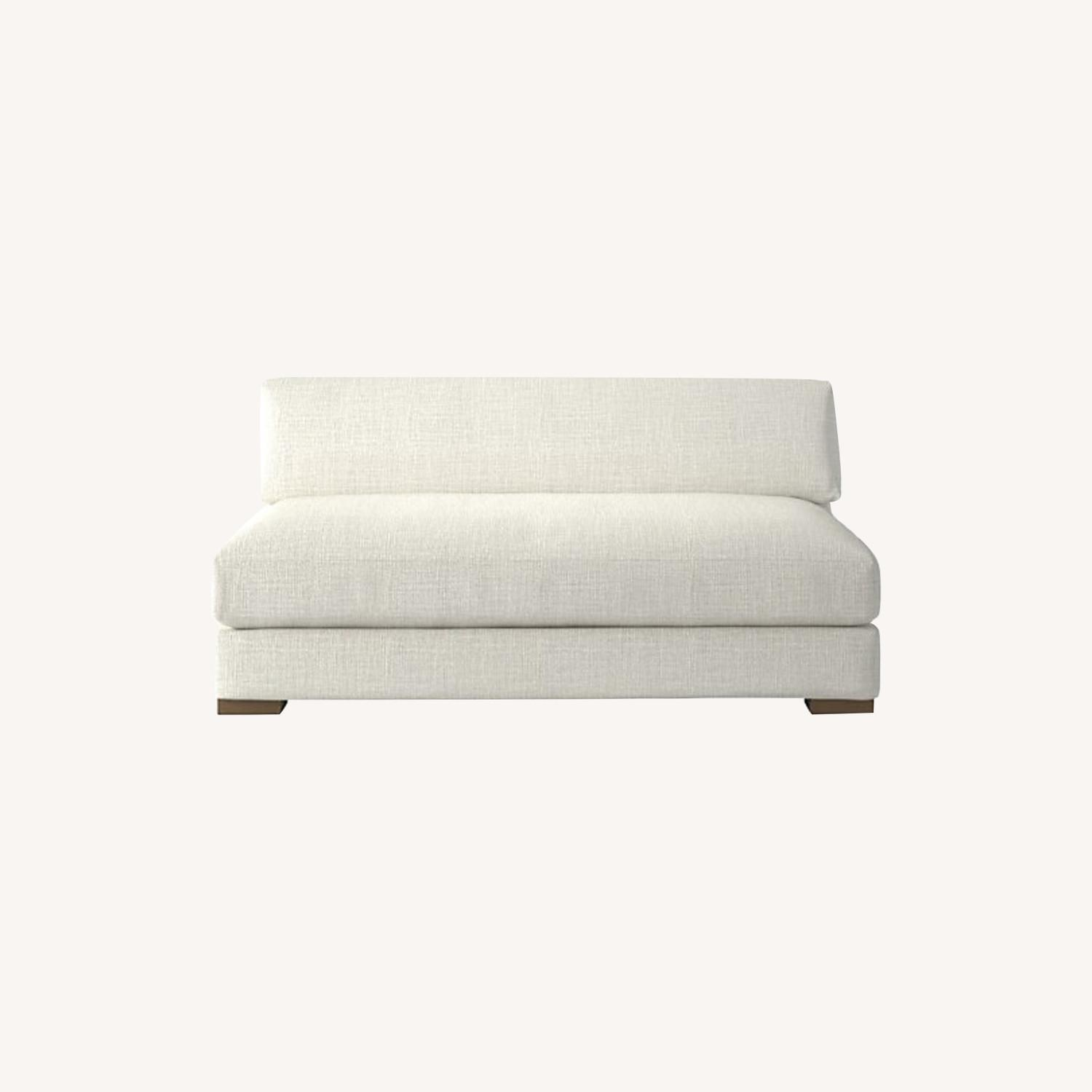 CB2 Piazza Apartment Sofa - image-0