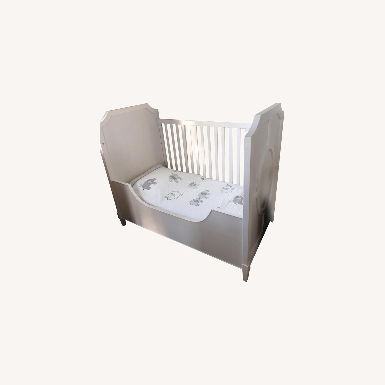 Restoration Hardware Tatum Crib and Toddler Bed - image-0