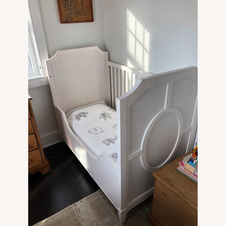 Restoration Hardware Tatum Crib and Toddler Bed - image-6