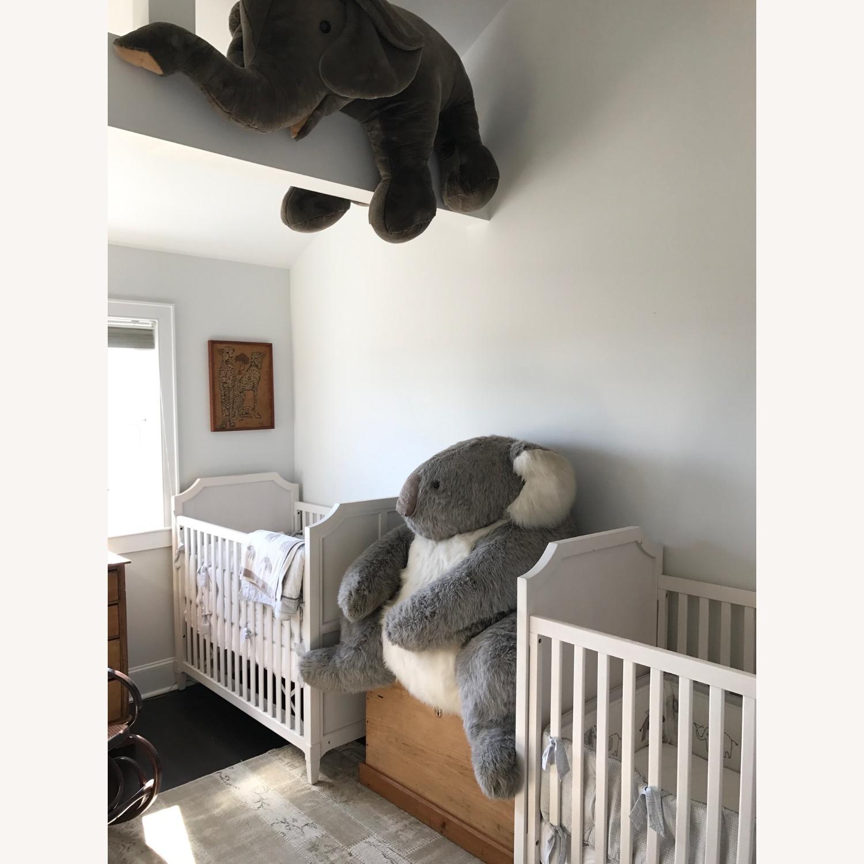Restoration Hardware Tatum Crib and Toddler Bed - image-1