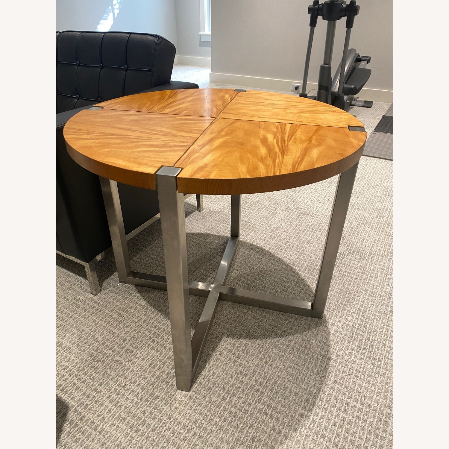 Ralph Lauren Home Wood and Metal Occasional Table - image-1