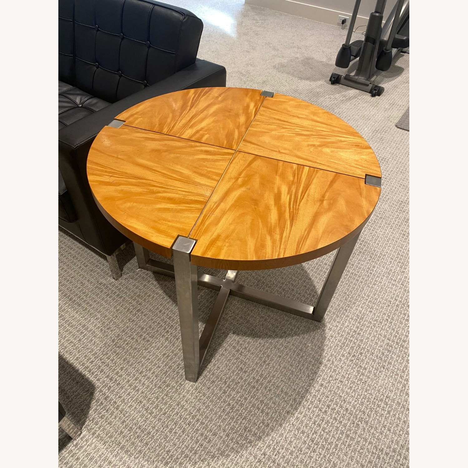 Ralph Lauren Home Wood and Metal Occasional Table - image-2