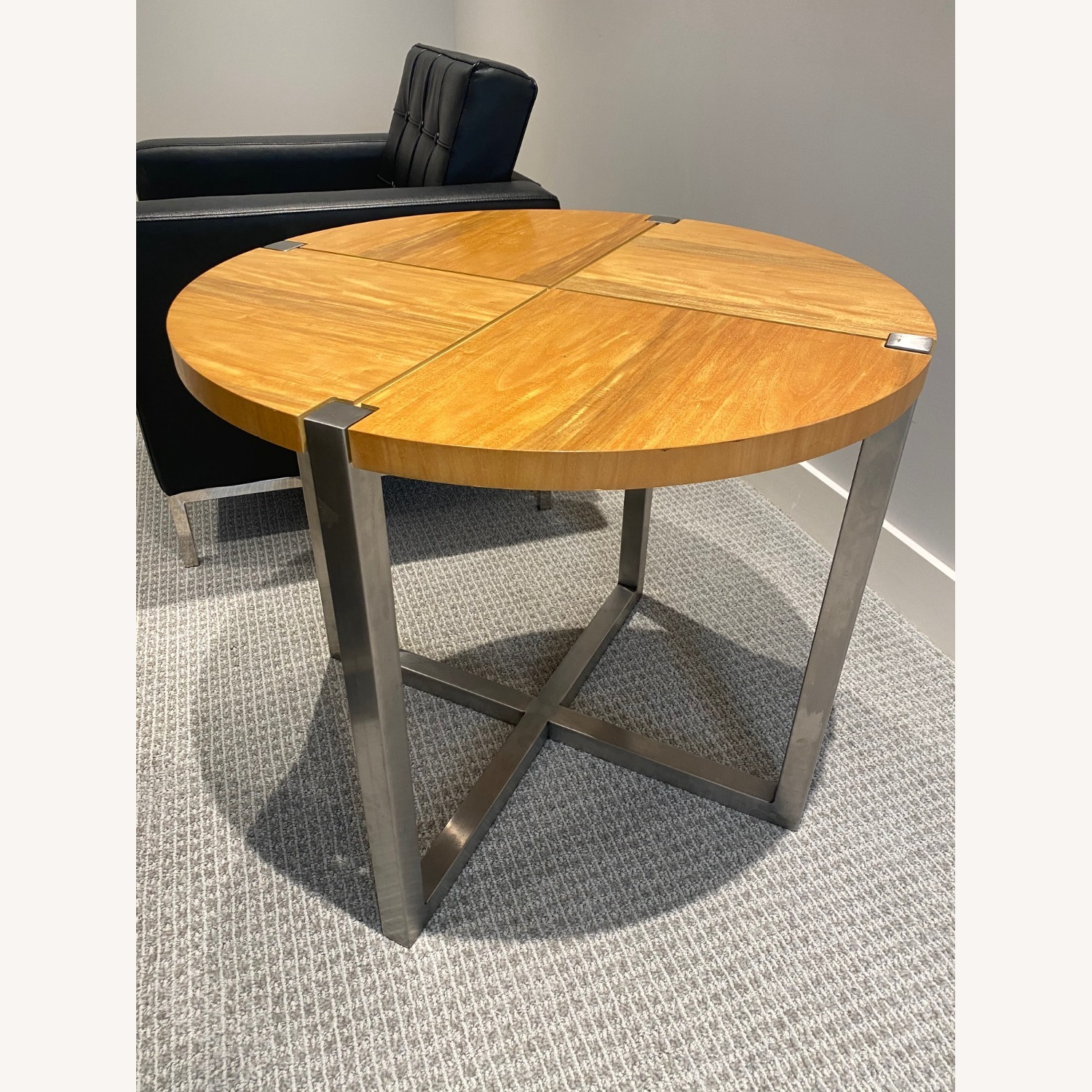 Ralph Lauren Home Wood and Metal Occasional Table - image-4